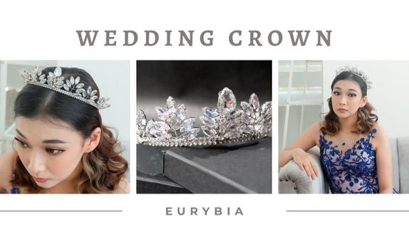 EURYBIA - WEDDING CROWN