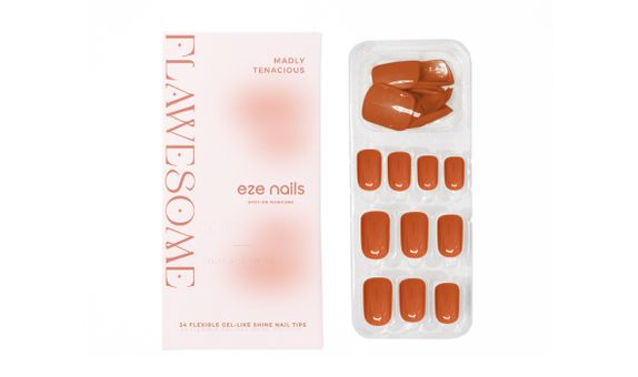 Eze Nails - Madly Tenacious Spot On Manicure