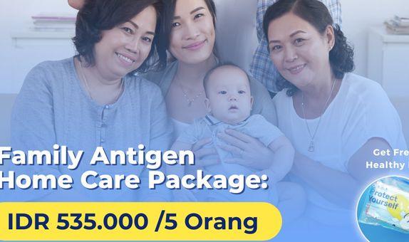 Swab Antigen Family (5 orang)