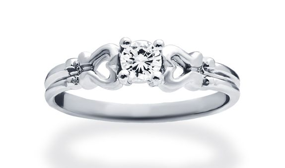 ZOE DIAMOND RING