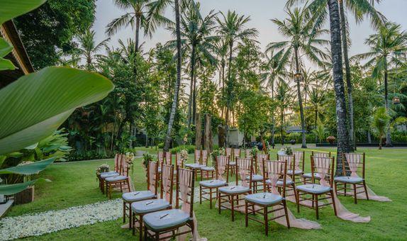Uniquely Wedding Package at Kayumanis Jimbaran