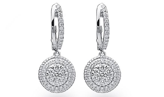 THEIA DIAMOND EARRINGS