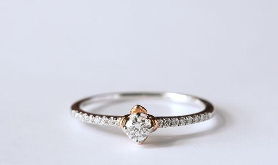 Cincin Berlian Rhesa - Ivana Jewellery