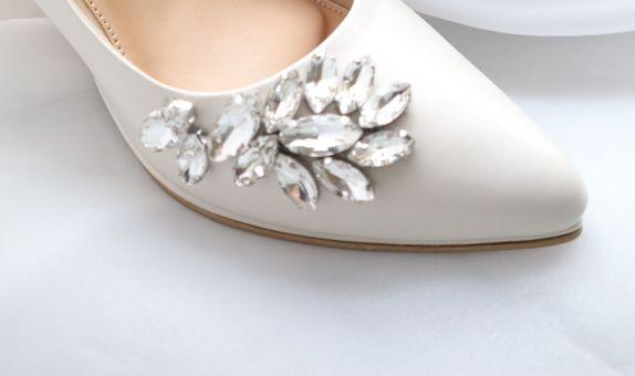 Basic platinum / Single Heels