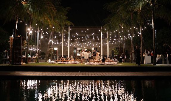 Jeeva Saba Bali Wedding Package Up To 100 Pax