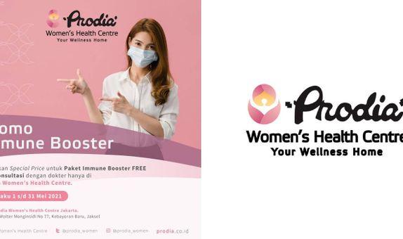 Promo Immune Booster Vitamin Drip FREE Telekonsultasi Dokter