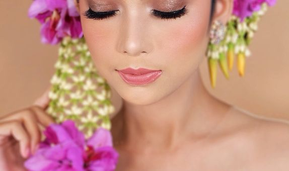 Wedding Makeup Only (Akad / Holy Matrimony + Resepsi )