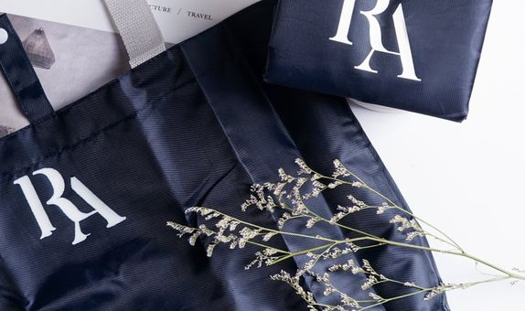 Custom Foldable Shopping Bag