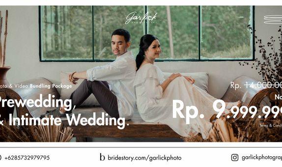 Paket Prewedding - Wedding