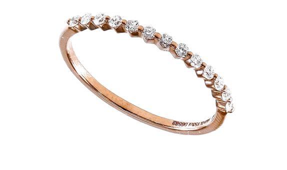 SIORAI Reagan Ring 11202402 Cincin Berlian Size 4-12 (Pre-Order)