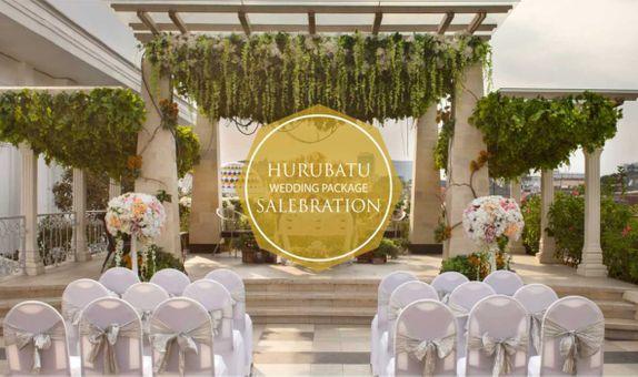Hurubatu Wedding Package - Salebration