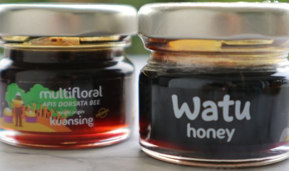 Pure Honey for Wedding Favors
