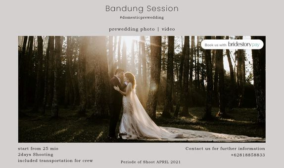 Bandung Prewedding TRIP (APRIL 2021/2022)