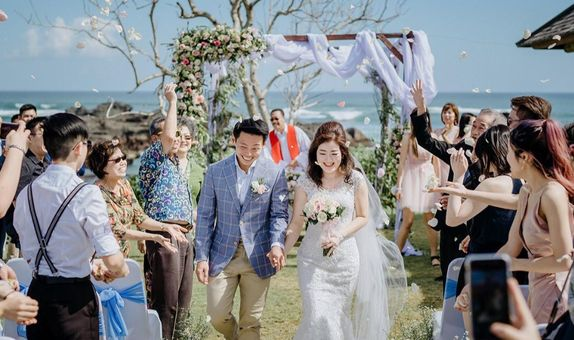 Impiana Cemagi Wedding Package Up To 50 Pax