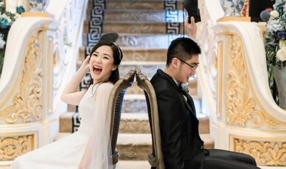 Full Day Wedding Organizer - Romantic Package (51-300 guest)