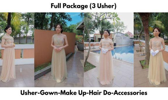 Full Package Usher (3 Usher)