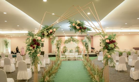Wedding Gedung Simple Packages