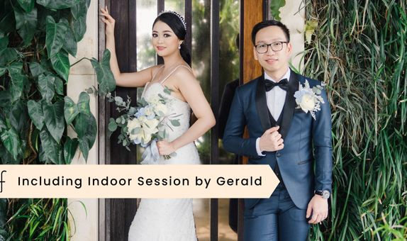 New Normal Wedding Day 16 Hours by Gerald Tanujaya