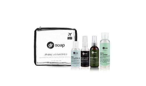 dr soap Travel Essentials