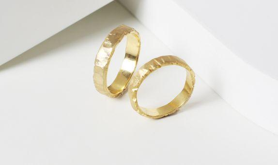 Surosmith Lepo ring gold - silver