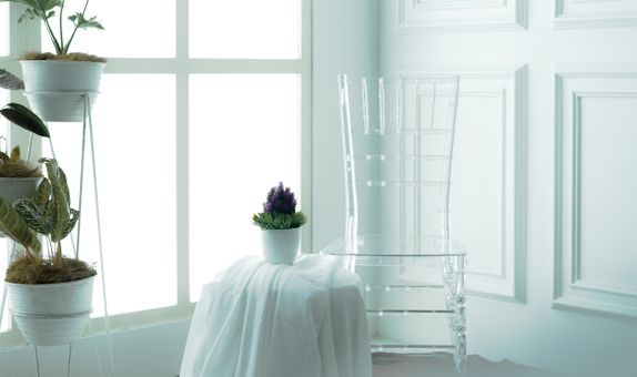 Tiffany Chairs - Clear