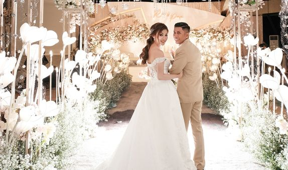 Intimate Wedding Package 50 Pax