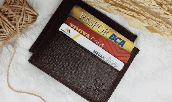 Card holder 6 slot