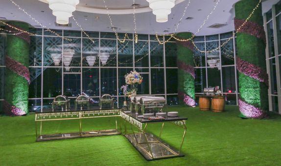 The Vida Ballroom I Intimate Wedding Package