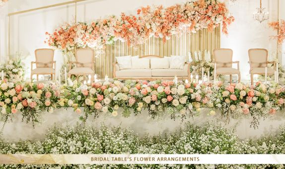 Bird of Paradise Wedding Decoration Package