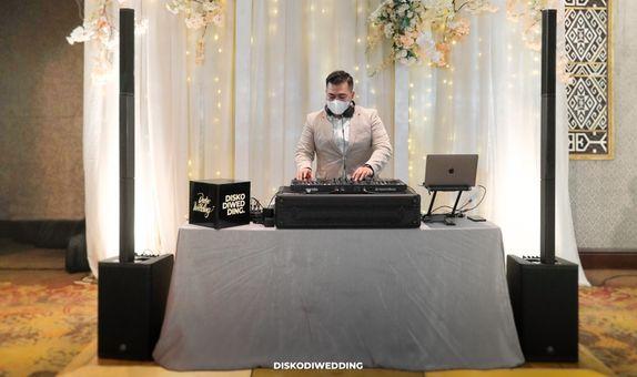 Go Intimate 200 Wedding DJ Package ( 200+ Pax Medium Size Venue )