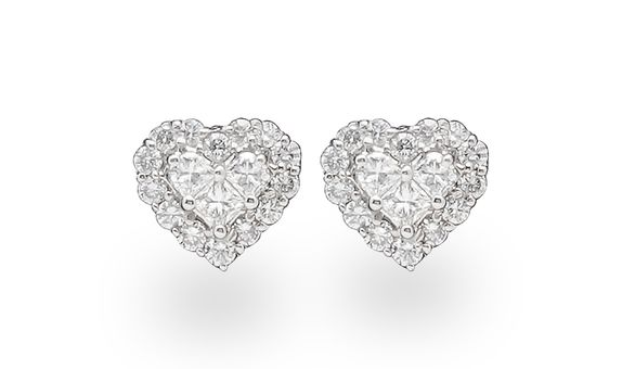 MAISIE DIAMOND EARRINGS