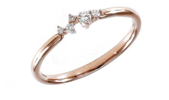 SIORAI Lydia Ring 11202132 Cincin Berlian Size 4-12 (Pre-Order)