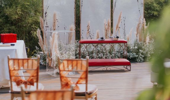 Summers at The Pool Wedding Package