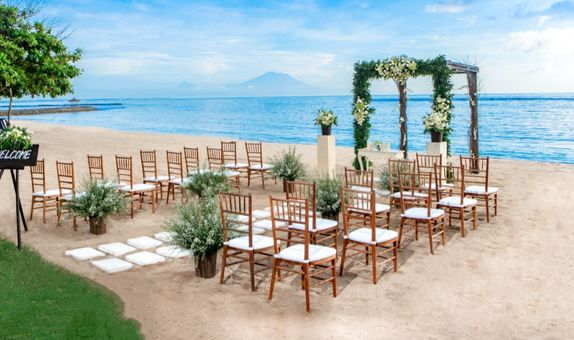 Divine & Serenity Wedding Package