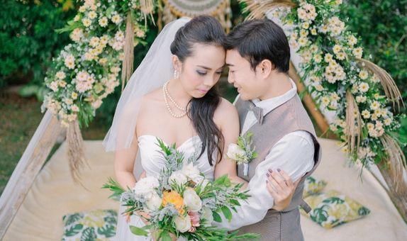 WEDDING PLANNER 50 PAX