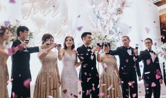 Wedding Organizer Service by JP Wedding Enterprise