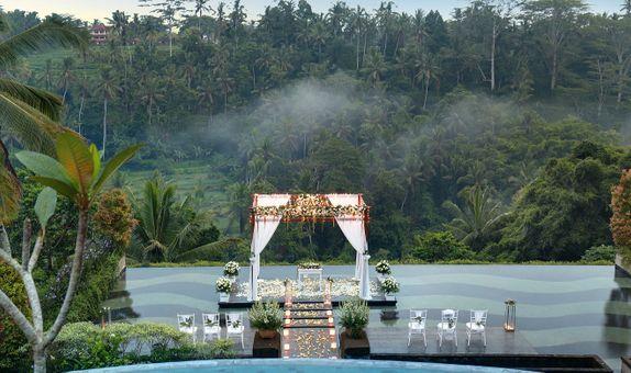 Intimate Wedding Package In Ubud