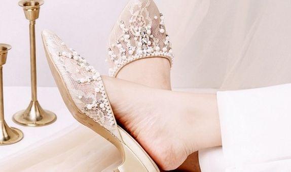 Sandal Selop Emerald Gold