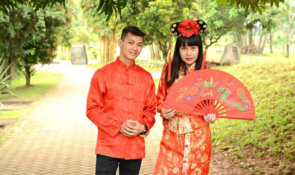 The Photo Prewedding and Bridal (Palace Packages)