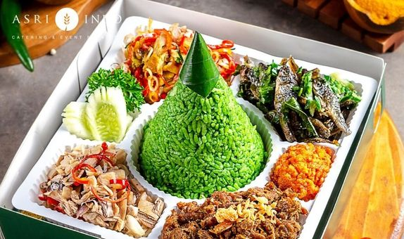 Rice Box Series for Wedding Hampers