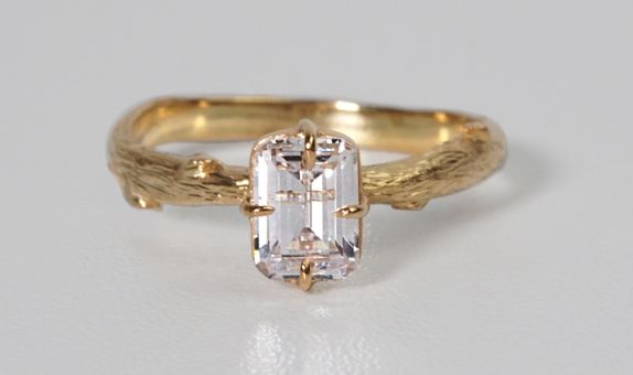 Forest - Solitaire 1ct
