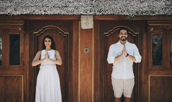 Post / Prewedding in Bali