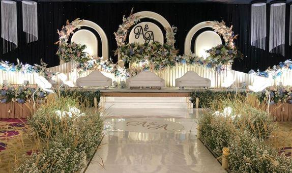PAKET INTIMATE WEDDING 100 PAX - HOTEL JS LUWANSA