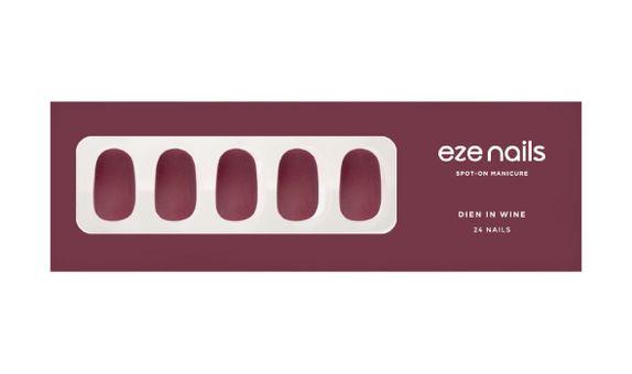 Eze Nails - Dien In Wine Spot On Manicure