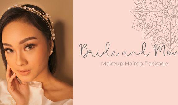 Bride & Moms Makeup Hairdo Package