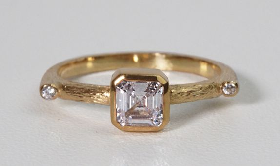 Willow - Solitaire 1ct