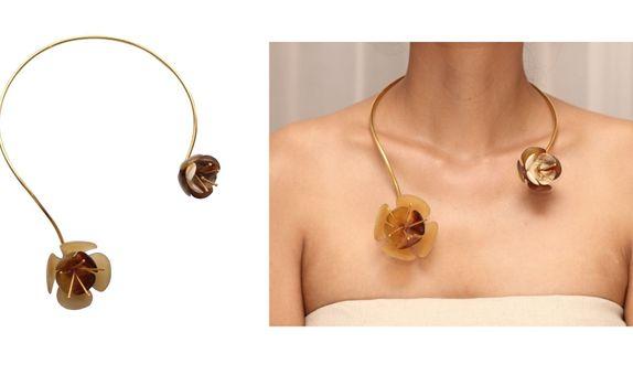Suwung Magnolia Necklace I