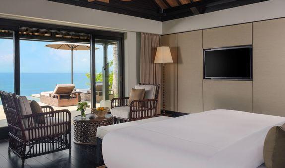 Raffles Bali Exquisite Opening Experience