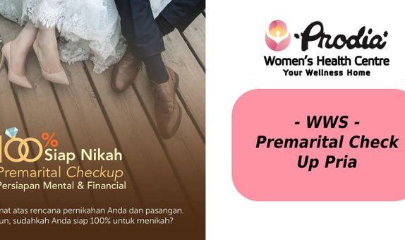 Premarital Check Up Plus - Pria