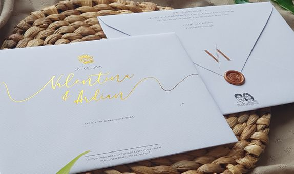 Simple Elegant Invitation